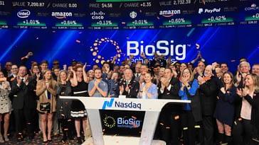 BioSig Expands in Electrophysiology with St. Elizabeth's Medical Center Evaluation
