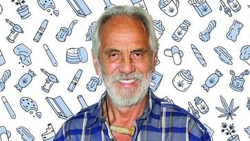 5 Weed Products Tommy Chong Can't Live Without