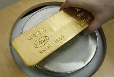 Gold Flat on Week But Deeply Bruised After Fed Taper Plan