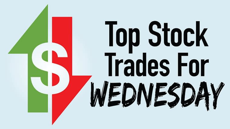 Top stock trades - 4 Top Stock Trades for Wednesday: AMZN, BBY, CRM, GME