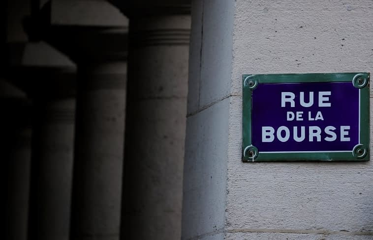 France stocks higher at close of trade; CAC 40 up 0.20%