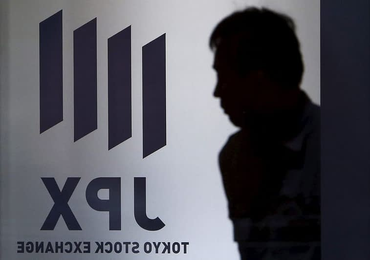 Japan stocks lower at close of trade; Nikkei 225 down 0.14%