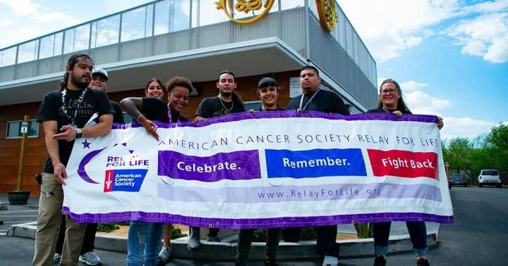 Las Vegas Cannabis Dispensary Joins World's Largest P2P Cancer Fundraising Event: American Cancer Society's Relay For Life
