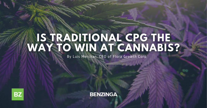Is Traditional CPG The Way To Win At Cannabis?